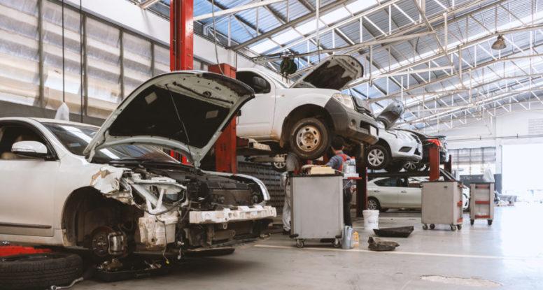 autobody repairs