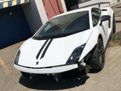 Spotlite Collision has done the best autobody work on that Lamborghini Diablo.