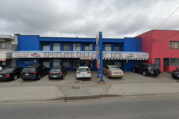 Vancouver auto collision repair shop can you fix your car